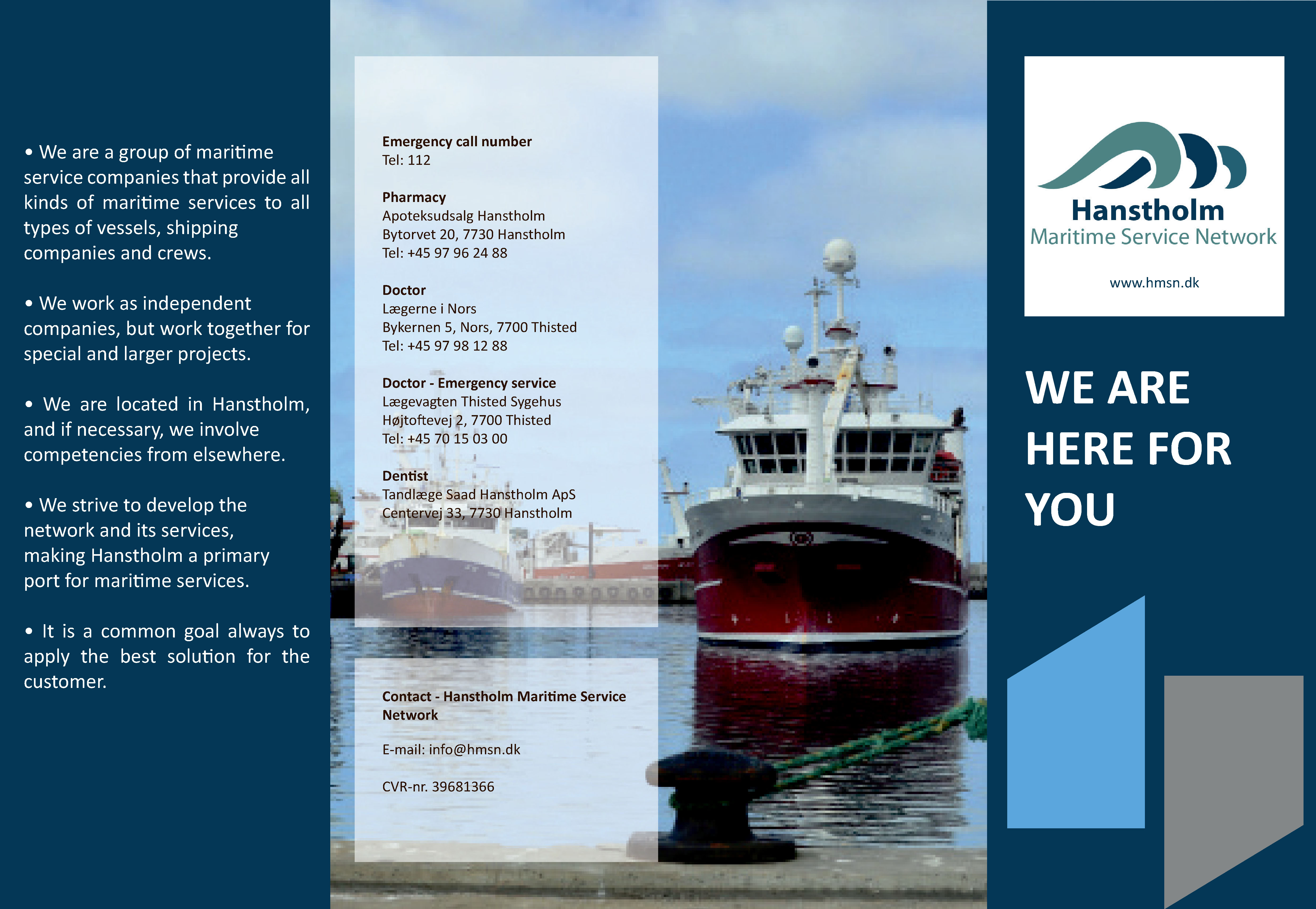 Hanstholm Brochure nov 2018 1